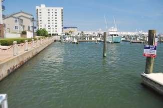 Dockside Yacht Club Morehead City Boat Slip # 69
