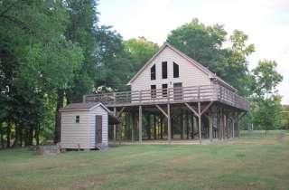 245 Acres Neuse River Cabin